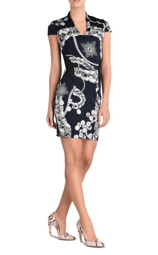 JUST CAVALLI 3/4 length dress D r