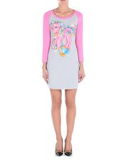 MOSCHINO Short dress Woman r