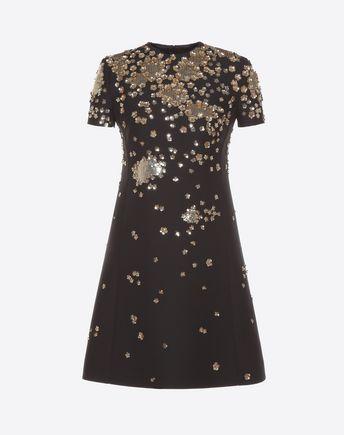 VALENTINO Вечернее платье D Вечернее платье с интарсией  f