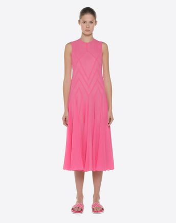 VALENTINO Gown D Intarsia Evening Dress  r