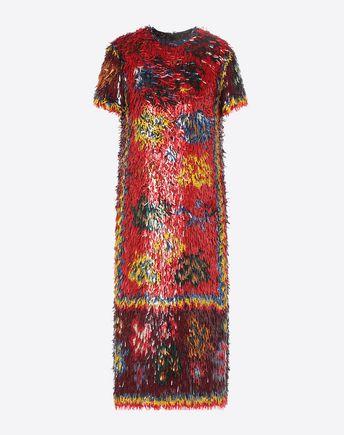 VALENTINO Dress D Schappe silk dress f
