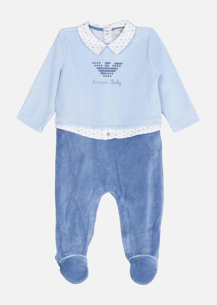 stile moderno grande selezione up-to-date styling TUTINA IN CINIGLIA | Bambino | Armani Junior