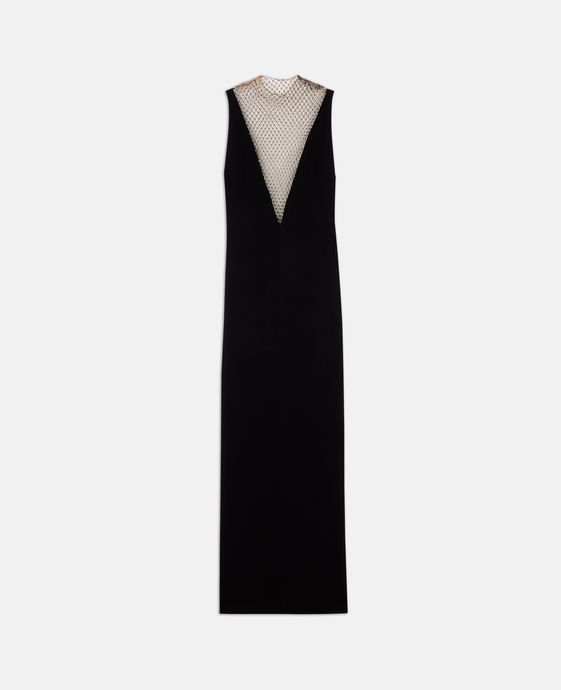 Naomi Black Evening Dress