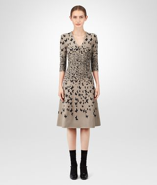 MINK VISCOSE DRESS