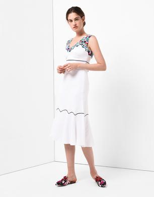 3/4 length dress