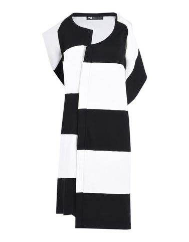 Y-3 BOLD STRIPE DRESS DRESSES & SKIRTS woman Y-3 adidas