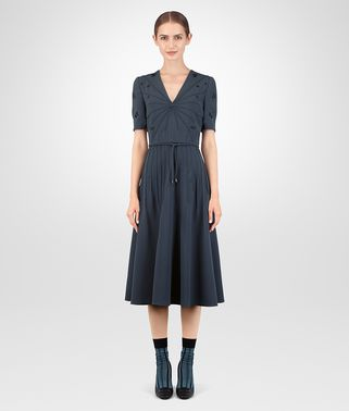 DENIM VISCOSE DRESS