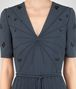 BOTTEGA VENETA DENIM VISCOSE DRESS Dress Woman ap