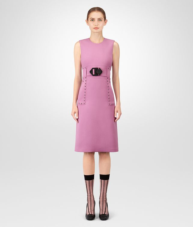 BOTTEGA VENETA TWILIGHT WOOL DRESS Dress [*** pickupInStoreShipping_info ***] fp