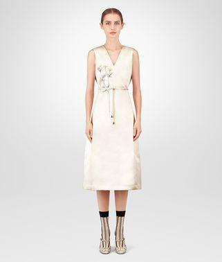 NERO TRIACETATE DRESS