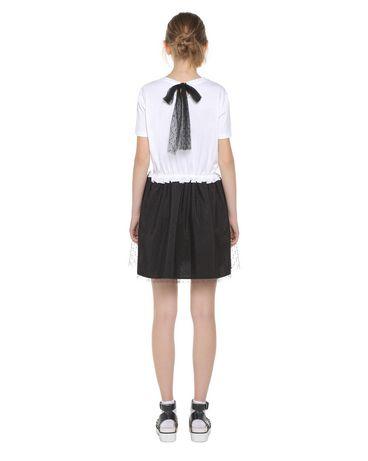 REDValentino PR3MJ06W3LJ A01 Jersey dress Woman r