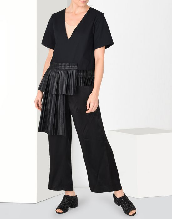 MM6 MAISON MARGIELA Pleated jumpsuit Romper suit [*** pickupInStoreShipping_info ***] r