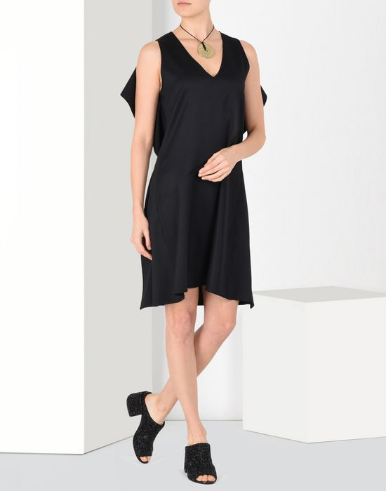 MM6 MAISON MARGIELA Square-back dress Short dress Woman r