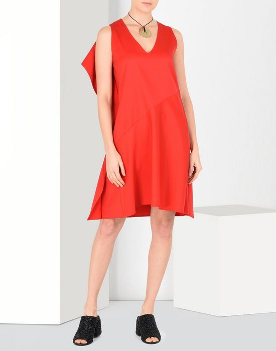 MM6 MAISON MARGIELA Square-back dress Short dress Woman r