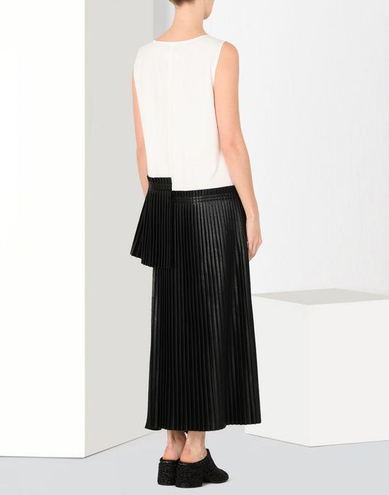 MM6 MAISON MARGIELA Pleated ankle-length dress Long dress Woman d
