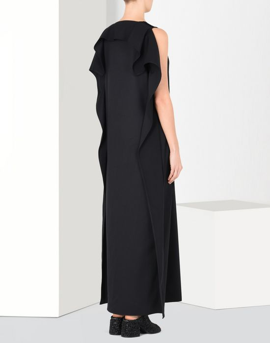 MM6 MAISON MARGIELA Long square-back dress Long dress Woman d