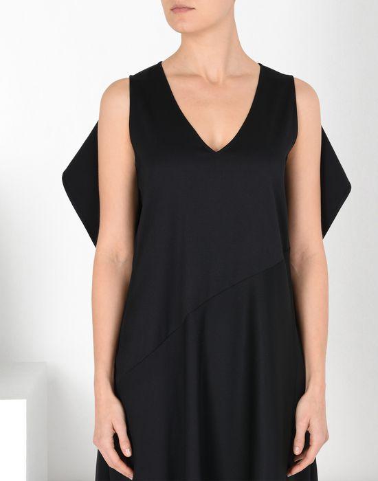 MM6 MAISON MARGIELA Long square-back dress Long dress Woman e