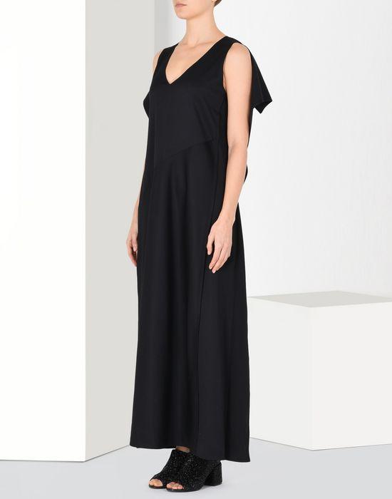 MM6 MAISON MARGIELA Long square-back dress Long dress Woman f