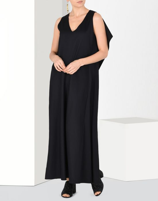 MM6 MAISON MARGIELA Long square-back dress Long dress Woman r