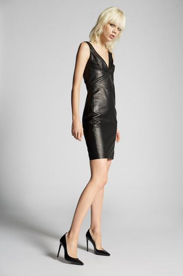 DSQUARED2 Dress Woman S75CU0727SX8131900 b