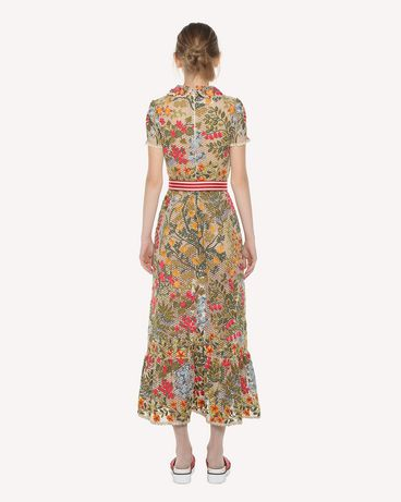 REDValentino PR3VA08K3H2 404 Embroidered dress Woman r