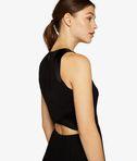 KARL LAGERFELD Maxi Dress W/ Pleated Skirt 8_r