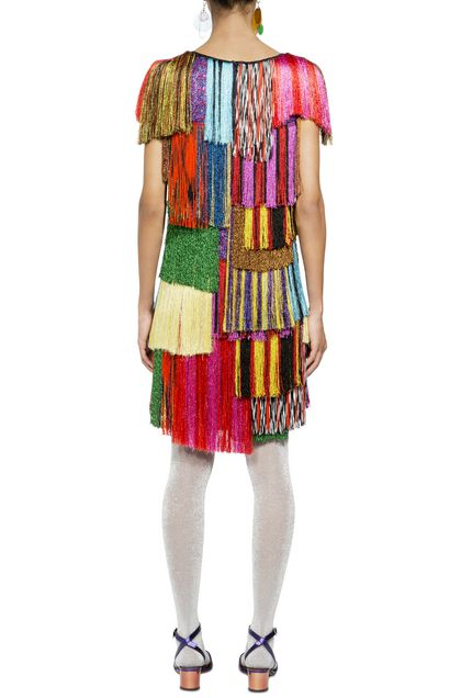 MISSONI Minidress Red Woman - Front