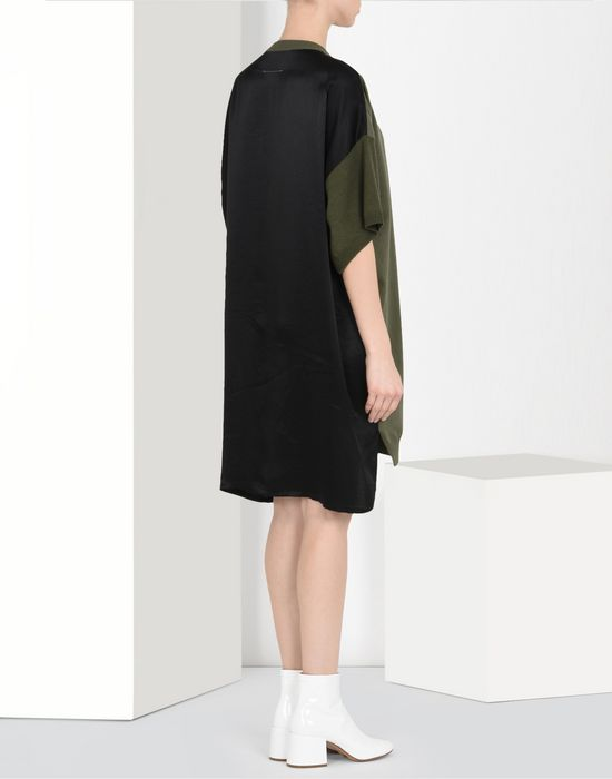 MM6 MAISON MARGIELA Oversized T-shirt dress Short dress [*** pickupInStoreShipping_info ***] d