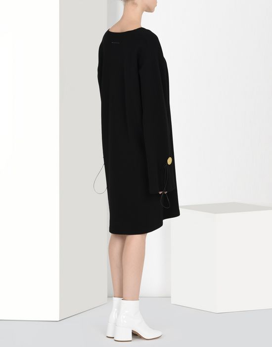 MM6 MAISON MARGIELA T-shirt dress with oversized sleeves Short dress [*** pickupInStoreShipping_info ***] d