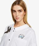 Captain Karl Patch Shirt Dress