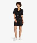 KARL LAGERFELD Pleated Polo Dress 8_e