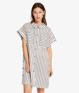 KARL LAGERFELD CAPTAIN KARL STRIPE DRESS