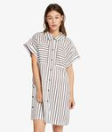 KARL LAGERFELD Captain Karl Stripe Dress 8_f