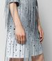 BOTTEGA VENETA ARCTIC SUEDE DRESS Dress Woman ap