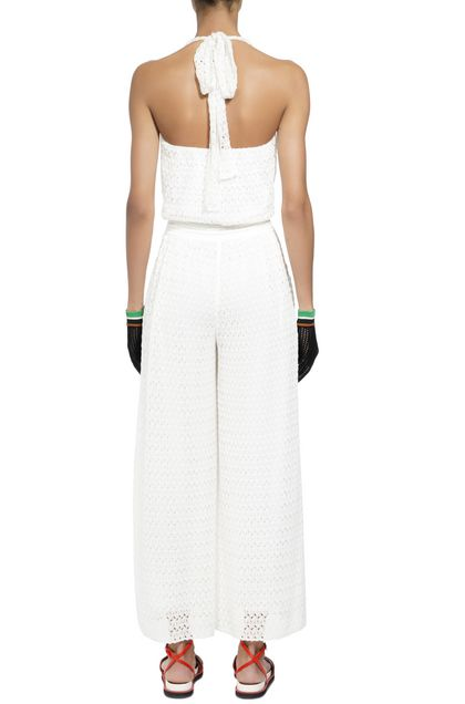 MISSONI Jumpsuit Ivory Woman - Front