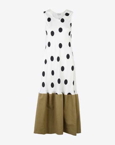 MAISON MARGIELA Long dress D f