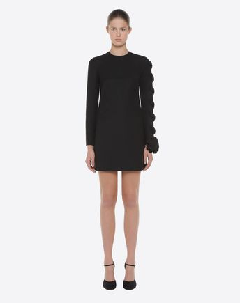 Black Cocktail Dress Valentino