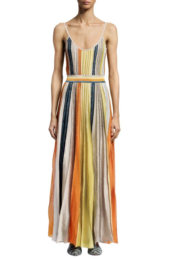 c032f926603 MISSONI Long dress Woman