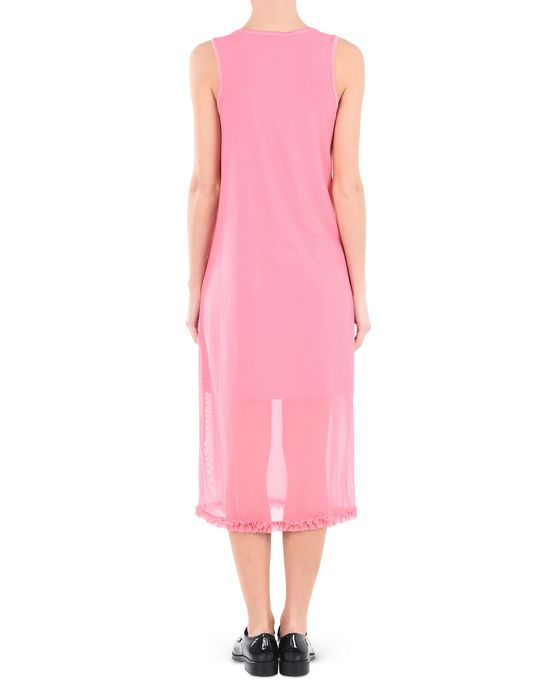3/4 length dress Woman LOVE MOSCHINO