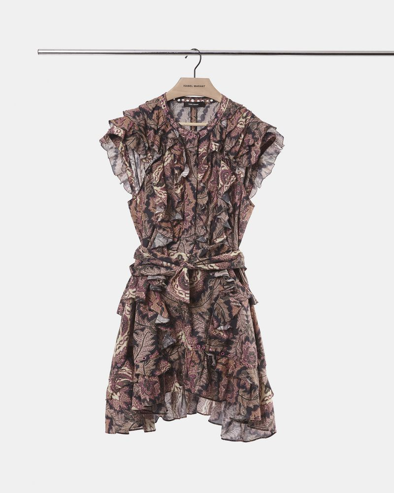 XANITY printed dress  ISABEL MARANT