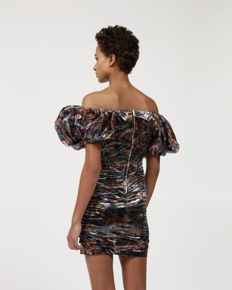 OXALIS Hawaiian dress ISABEL MARANT