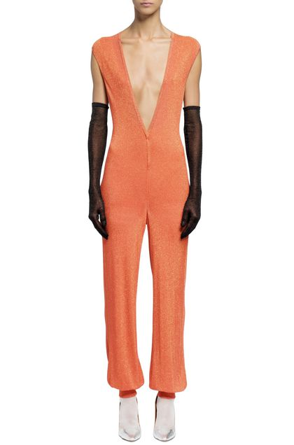 MISSONI Jumpsuit Rust Woman - Back