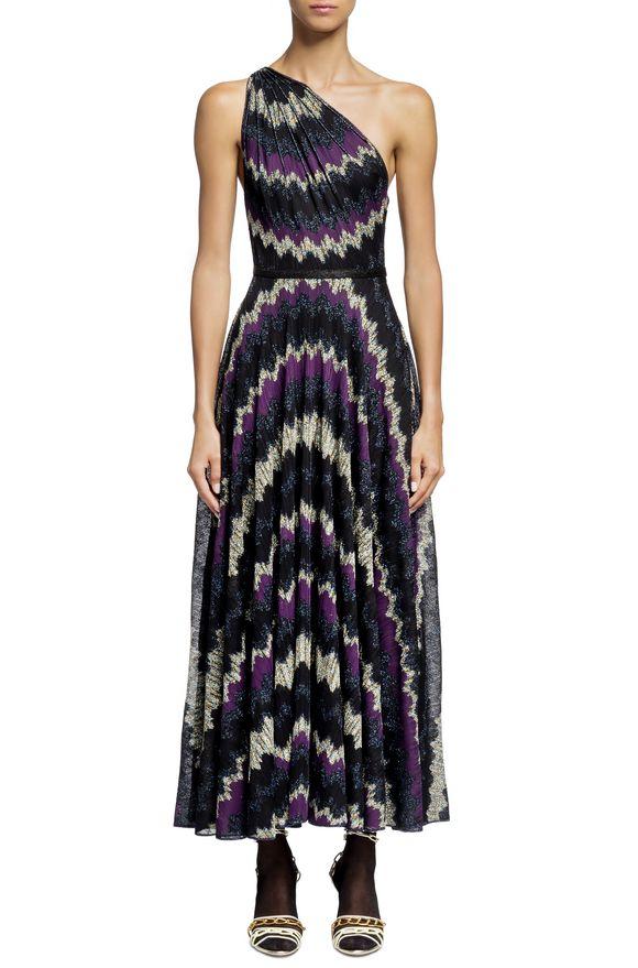 MISSONI Long dress Black Woman