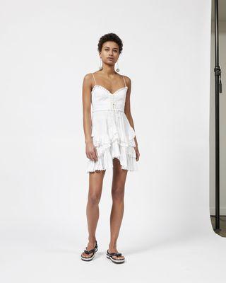 ZOWIE dress with straps