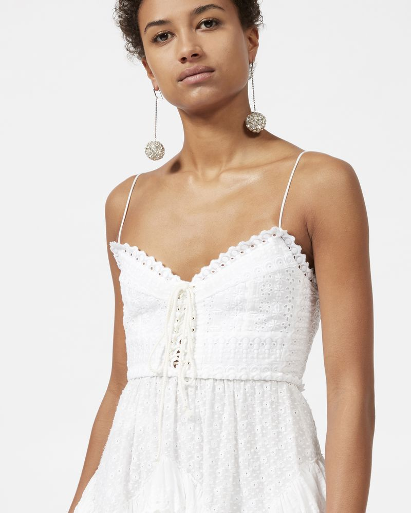 ZOWIE dress with straps  ISABEL MARANT
