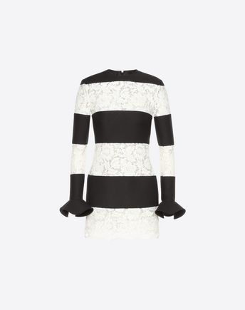VALENTINO Knit top D Big Stripe Jumper f