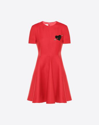 VALENTINO Dress D Valentino Waves Knit Dress f