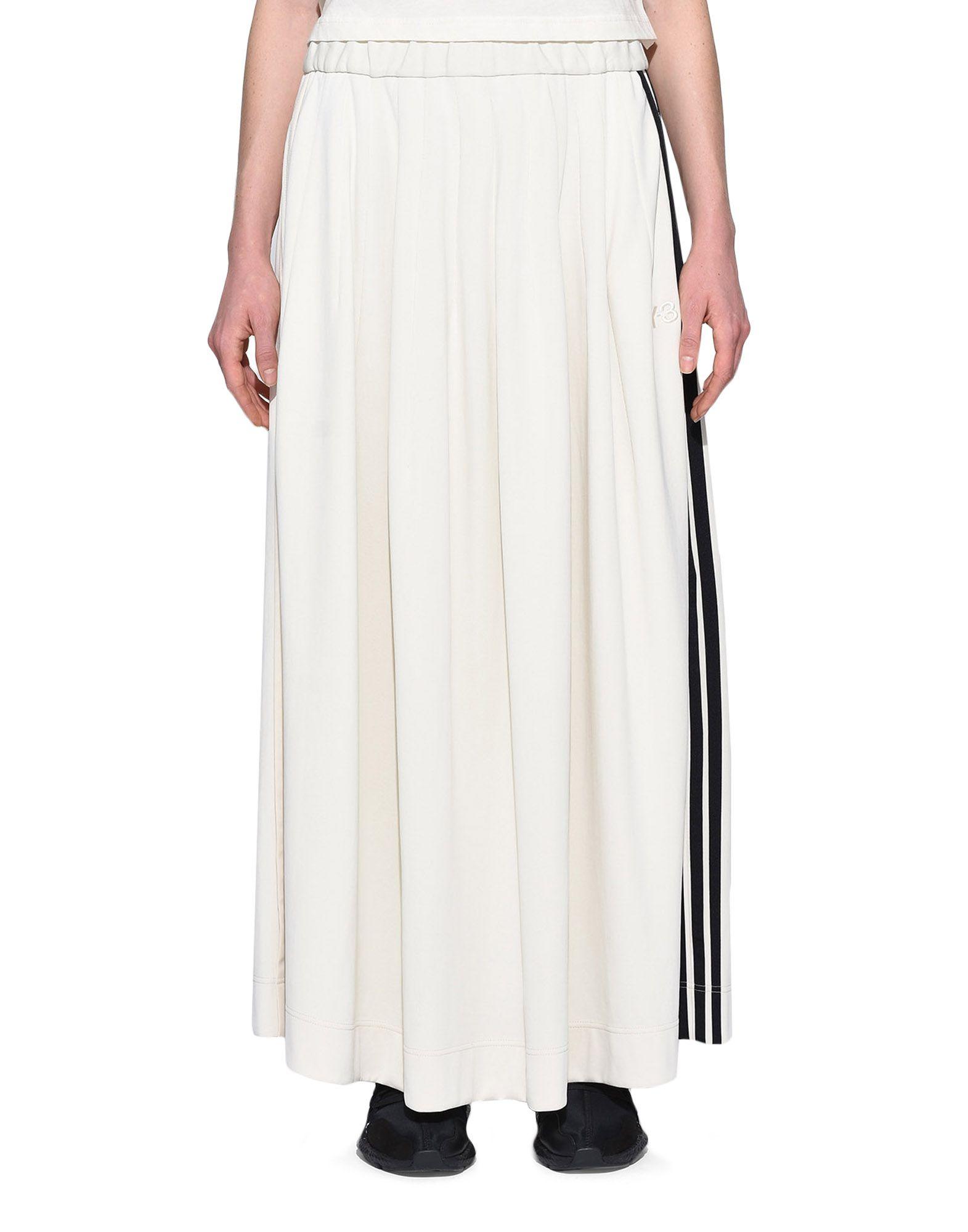 Y-3 Y-3 3-Stripes Selvedge Matte Track Skirt Gonna ginocchio Donna r