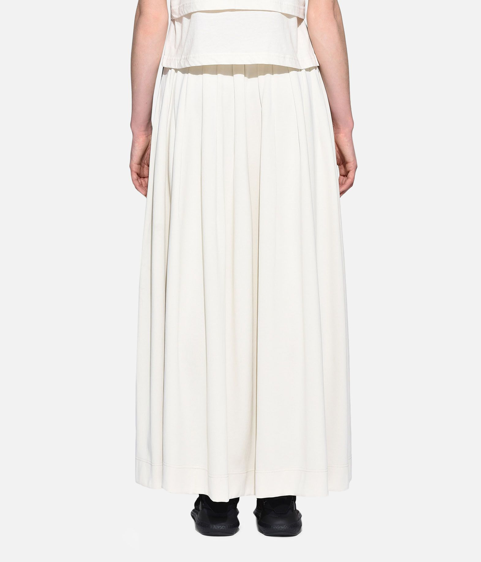 Y-3 Y-3 3-Stripes Selvedge Matte Track Skirt Gonna ginocchio Donna d