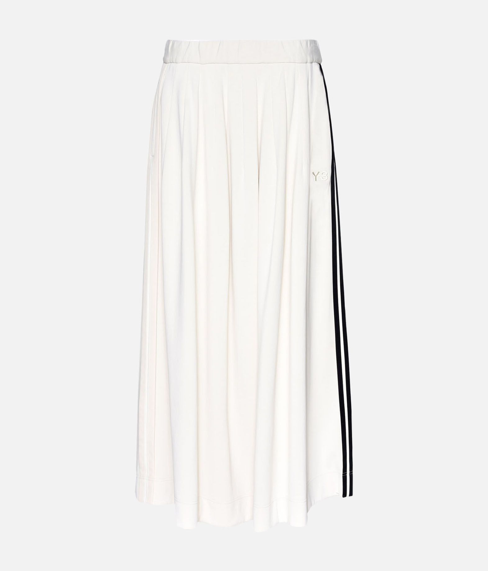 Y-3 Y-3 3-Stripes Selvedge Matte Track Skirt Gonna ginocchio Donna f